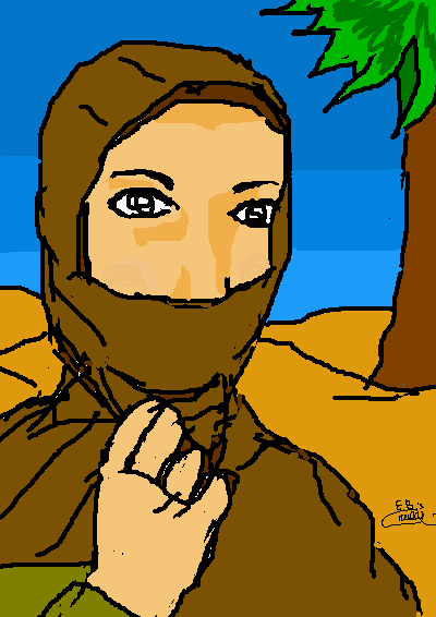 Desert Robe